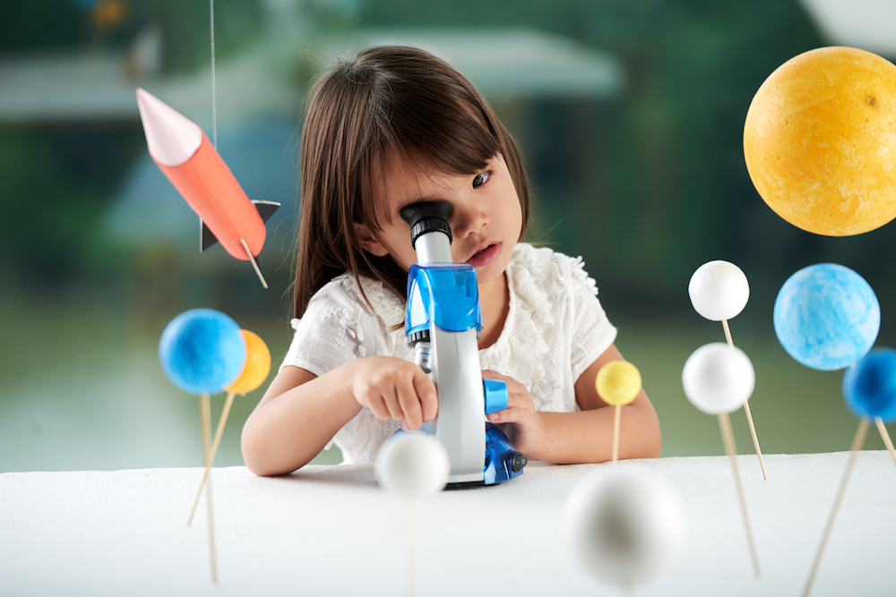 How to Raise a Preschool Scientist at Kids 'R' Kids Charlotte, preschool, daycare, childcare, learning academy