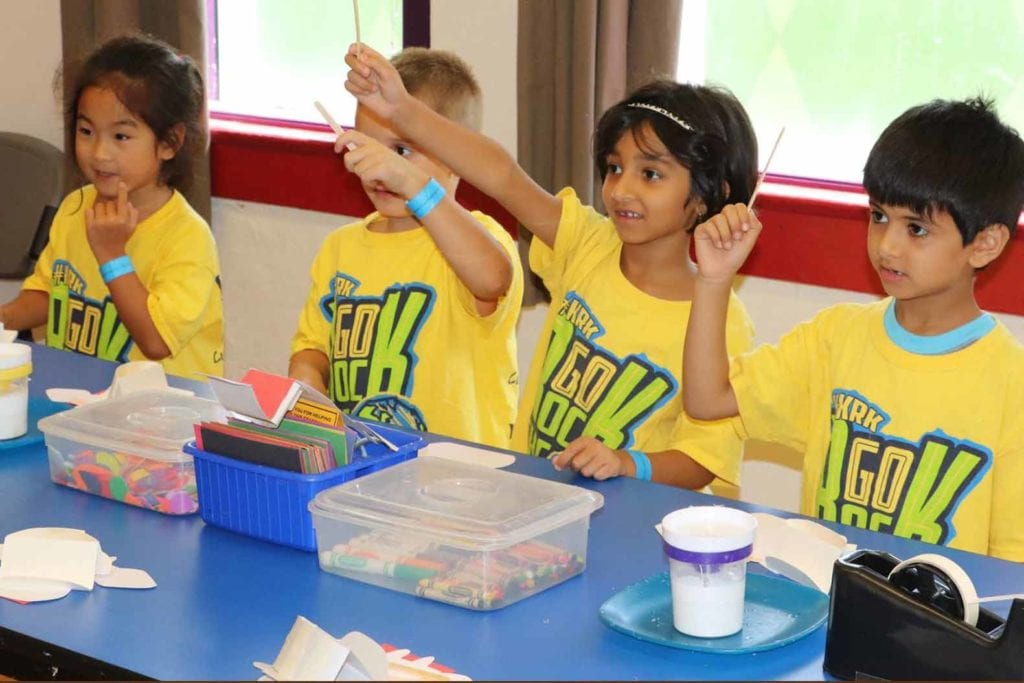 Summer Camp packed with crafts and activities to learn and explore.