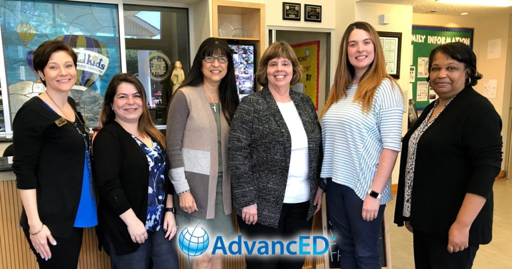 We are AdvancED Accredited