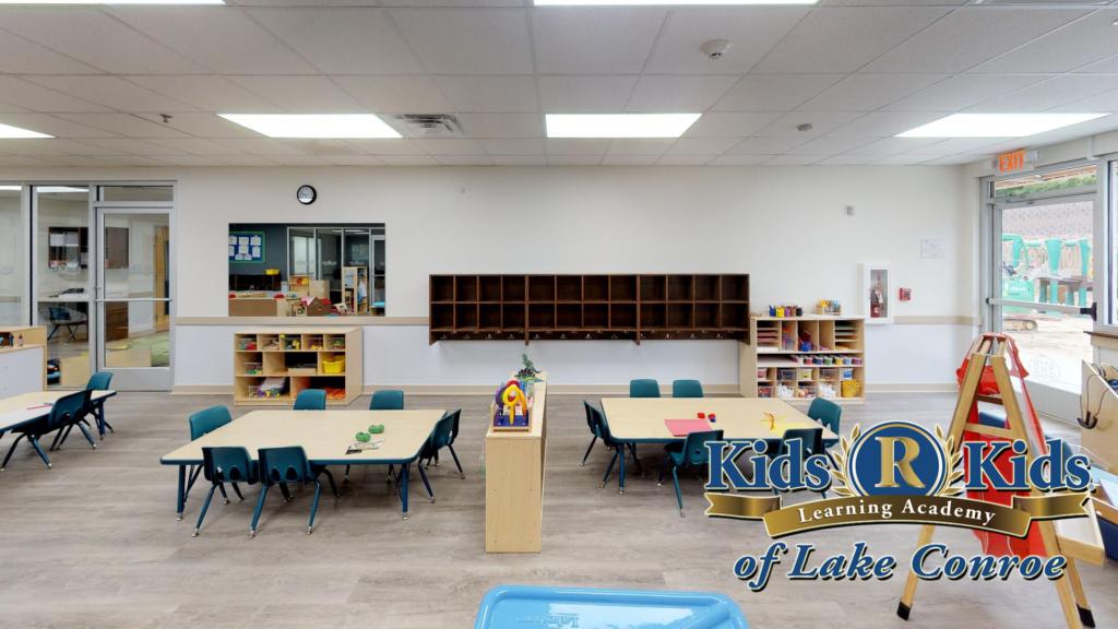 Pre-K room at Kids 'R' Kids of Lake Conroe