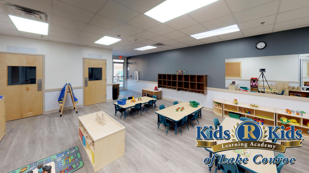 Preschool room at Kids 'R' Kids of Lake Conroe
