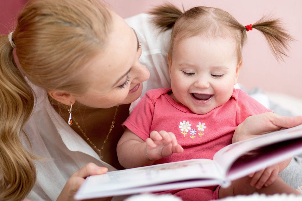 Introduction to literacy begins with our earliest learners with exclusive Infant Curriculum that exceeds other typical childcare services.