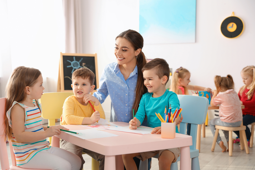 Starting Your Back-to-Preschool Routines at Kids 'r' Kids New Territory, preschool, daycare, childcare