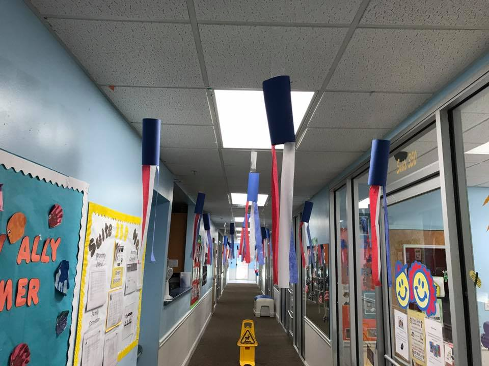 A quick peek at our school