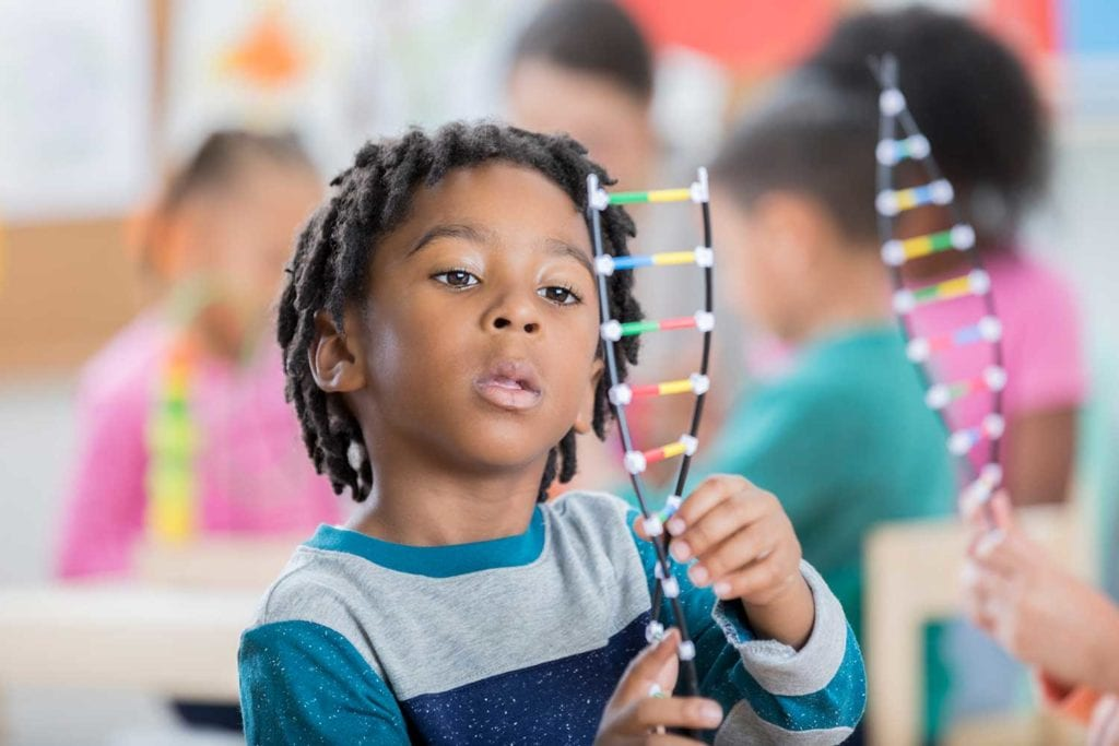 Our preschool program nurtures your child's problem-solving and critical thinking skills that encourage curiosity, creativity and focus.