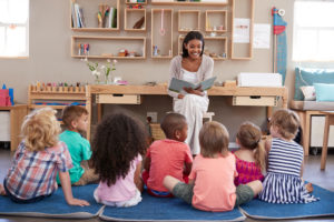 getting to know your preschooler's new teacher